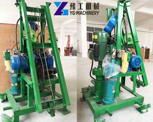 HY-240 Borehole Machine for Sale